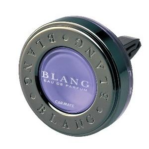 カーメイト(CAR MATE) 芳香剤 ブラング リング エアコン用 アバフィッチ 4ml シルバー H454
