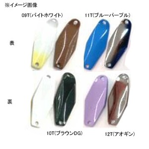 シマノ(SHIMANO) CARDIFF(カーディフ) ウォブルスイマー 2.5g 10T(ブラウンDG) TR-025L
