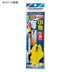 プロマリン(PRO MARINE) 海小物仕掛けセット 4.5m竿用 ASK003