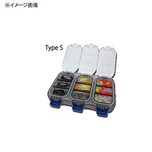 アルカジックジャパン (Arukazik Japan) ポータブルパーツケース Type S スモーク