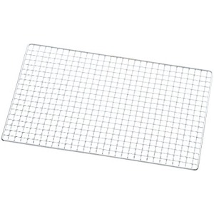 BUNDOK(バンドック) BBQコンロ用替えアミ BD-421 網、鉄板
