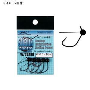 ODZ(オッズ) シャンクチョットプラスガード付 ZH-23 ワームフック(ジグヘッド)