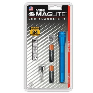 マグライト 2AAA LED BP SP32116 ブルー