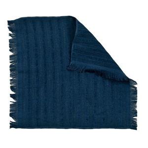 宮崎タオル(miyazaki-towel) ハンカチーフ No.4 004(ネイビー)