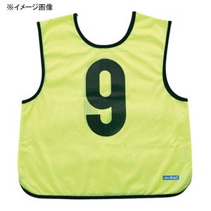 モルテン(molten) MRT-GB0012 ゲームベストジュニア 19号 (31)蛍光レモン