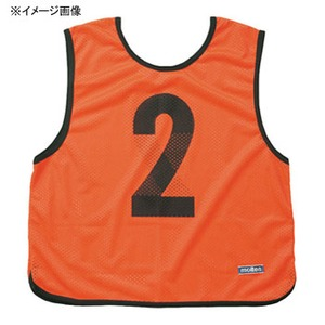モルテン(molten) MRT-GB0012 ゲームベストジュニア 1号 (35)蛍光オレンジ