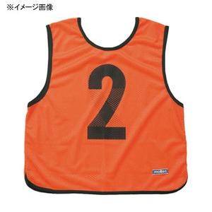 モルテン(molten) MRT-GB0013 ゲームベスト 13 (35)蛍光オレンジ