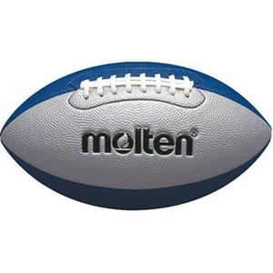 モルテン(molten) フラッグフットボールミニ シルバーxブルー MRT-Q3C2500SB
