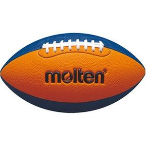 モルテン(molten) フラッグフットボールジュニア オレンジxブルー MRT-Q4C2500OB