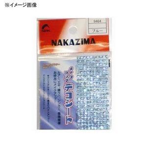 ナカジマ メイクアップデコシート シルバー No9460
