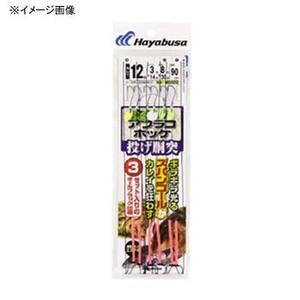 ハヤブサ(Hayabusa)投げ カレイ・アブラコ・ホッケ 胴突式3セット