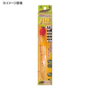 アウトドア&フィッシング ナチュラムハヤブサ(Hayabusa) ポケットスタイル ハゼセット L 金x赤 HA505