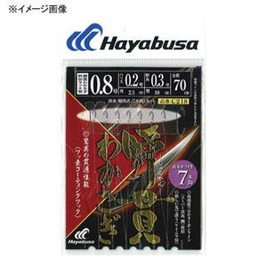 ハヤブサ(Hayabusa) 湖翔ワカサギ 瞬貫わかさぎ 秋田キツネ型 7本鈎 C218