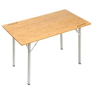 キャプテンスタッグ(CAPTAIN STAG)アルバーロ 竹製フォールディングテーブル