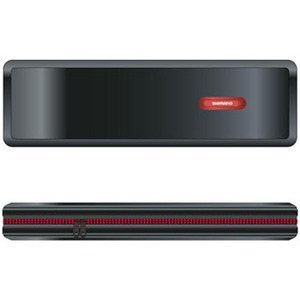 シマノ(SHIMANO) PC-061L システム穂先ハードケース PC-061L ブラック バズーカータイプ