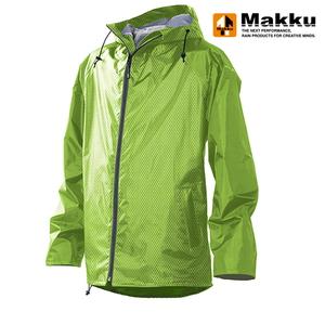 マック(Makku) レイントラックジャケット AS-900 レインジャケット(メンズ&男女兼用)