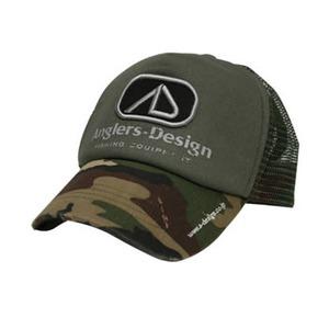 アングラーズデザイン(Anglers-Design) カモフラージュメッシュキャップ ADC-03 帽子&紫外線対策グッズ