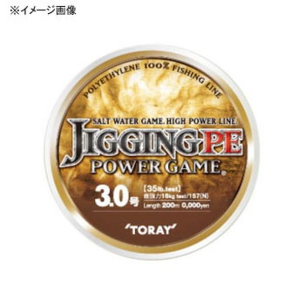 東レモノフィラメント(TORAY) ジギングPE パワーゲーム F71V ジギング用PEライン
