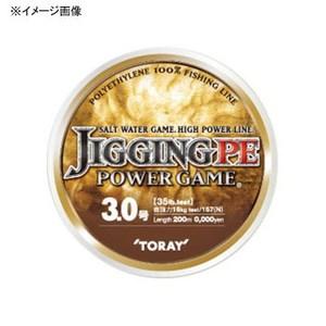 東レモノフィラメント(TORAY) ジギングPE パワーゲーム 2号/25lb 10M毎カラーマーキング F71V