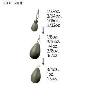 ダイワ(Daiwa) バサーズワームシンカーTG ペアー プロ 4921479