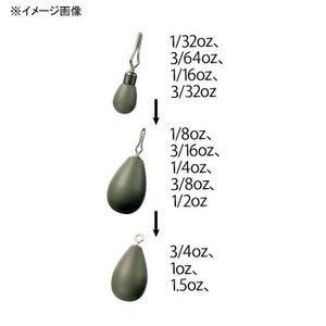 ダイワ(Daiwa) バサーズワームシンカーTG ペアー ノーマル 4921469