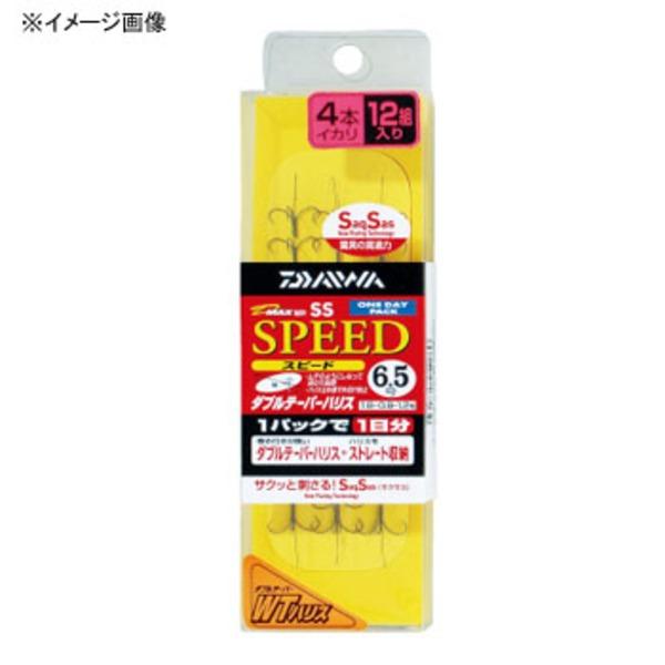 ダイワ(Daiwa) D-MAX 鮎SS WT ONE S6.5 4本イカリ SSスピード 鮎・渓流仕掛け