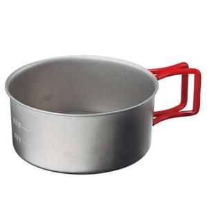 EVERNEW(エバニュー) チタン カップ400FD EBY265R チタン製マグカップ