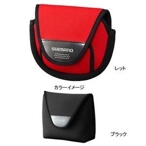シマノ(SHIMANO) リールガード(スピニング用) PC-031L PC-031L ブラック M スプールケース