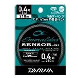 ダイワ(Daiwa) エメラルダスセンサー+Si 210m 04625951 エギング用PEライン