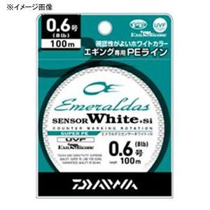 ダイワ(Daiwa) エメラルダスセンサー ホワイト+Si 150m 04625947 エギング用PEライン