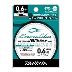 ダイワ(Daiwa) エメラルダスセンサー ホワイト+Si 100m 04625941