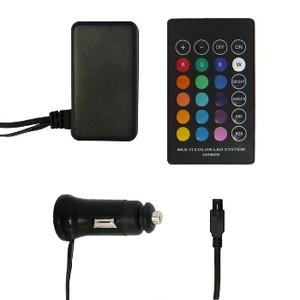 カーメイト(CAR MATE) LED RGBカラーシリーズ専用 電源コントロールBOX LZ20