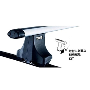 【送料無料】THULE(スーリー) THKIT1568 TOYOTA WISH 09-