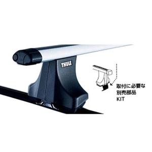 【送料無料】THULE(スーリー) THKIT1417 アウディA3 3DR/SB
