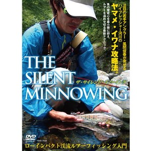 アウトドア&フィッシング ナチュラムつり人社 THE SILENT MINNOWING DVD70分
