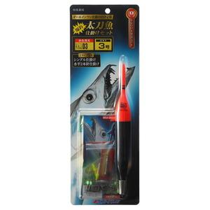 冨士灯器 こだわり太刀魚仕掛けセットタイプD3