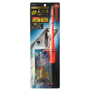 冨士灯器 こだわり太刀魚仕掛けセットタイプL3