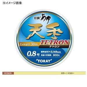 東レモノフィラメント(TORAY) 将鱗 あゆ テトロン天糸 25m 0.6号 イエロー