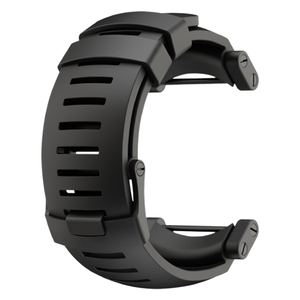 SUUNTO(スント) 【国内正規品】CORE BLACK RUBBER STRAP SS018816000