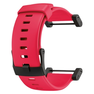 【送料無料】SUUNTO(スント) 【国内正規品】CORE RED RUBBER STRAP RED SS018820000