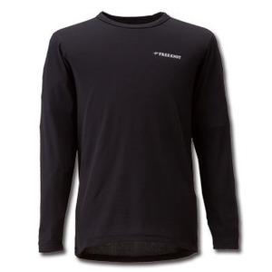 フリーノット(FREE KNOT) レイヤーテックアンダーシャツ 中厚手 Y1617 アンダーシャツ