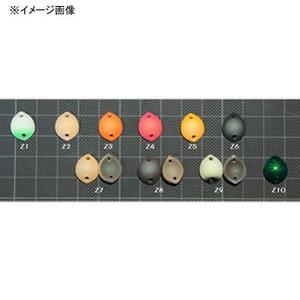 ROB LURE(ロブルアー) バベルZEROウェイトチューン 0.4g Z6 黒グロー