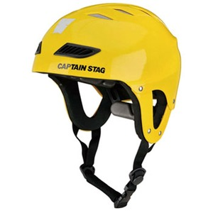 キャプテンスタッグ(CAPTAIN STAG) CSスポーツヘルメット EX Kid's イエロー US-3207