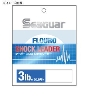 クレハ(KUREHA) シーガー フロロショックリーダー 8.0号 クリア