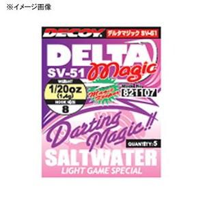 カツイチ(KATSUICHI) DECOY SV-51 デルタマジック 1/20oz #8
