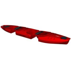 【送料無料】Point65(ポイント65) Martini Tandem Red