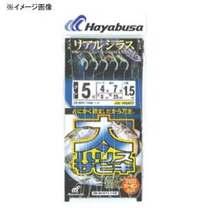 ハヤブサ(Hayabusa) 太ハリスサビキ リアルシラス HS417