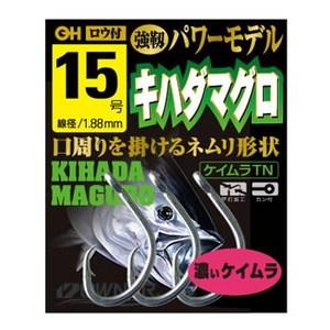 オーナー針 キハダマグロ 15号 No.16567