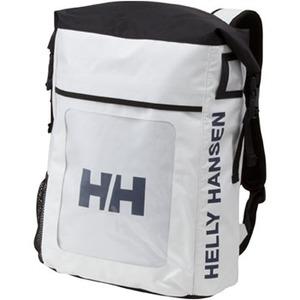 【送料無料】HELLY HANSEN(ヘリーハンセン) MAP BAG(マップバッグ) 25L W(ホワイト) HY91358