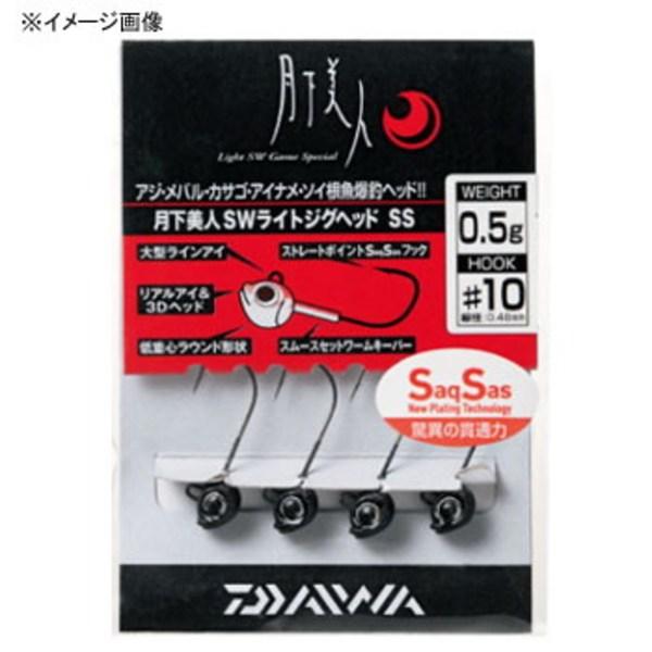 ダイワ(Daiwa) 月下美人 SWライトジグヘッドSS 7103834 ワームフック(ジグヘッド)